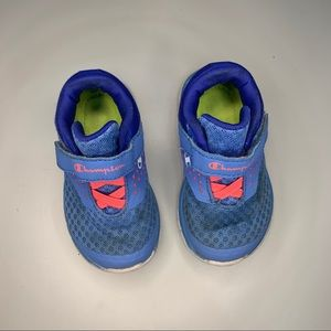 Champion Blue Sneakers